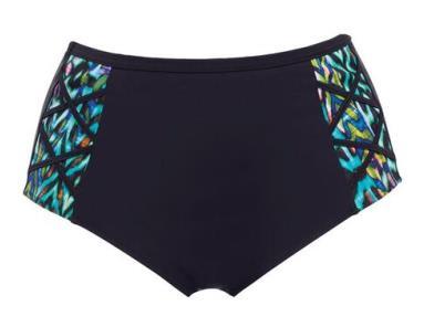 Bikinis slips high waist