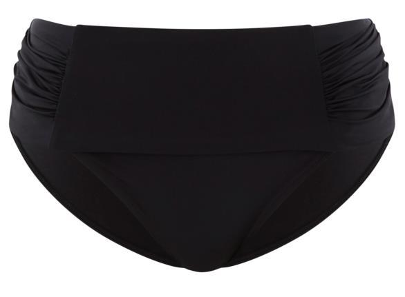 Bikini slips fold