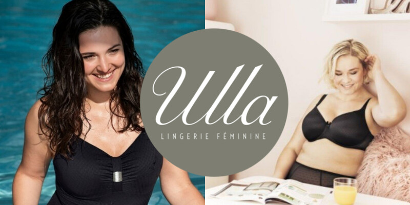 In shape met Ulla lingerie
