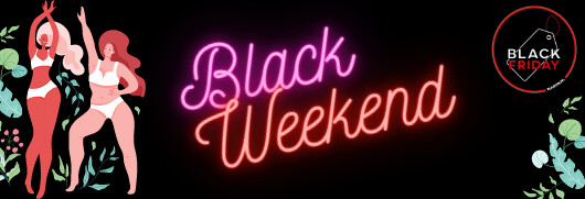 Black Weekend bij Naron!